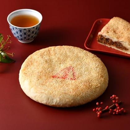 一斤素肉餅(全素)