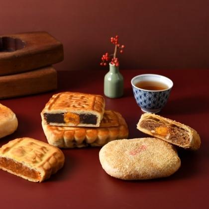半斤水晶餅(白雪酥)(全素)